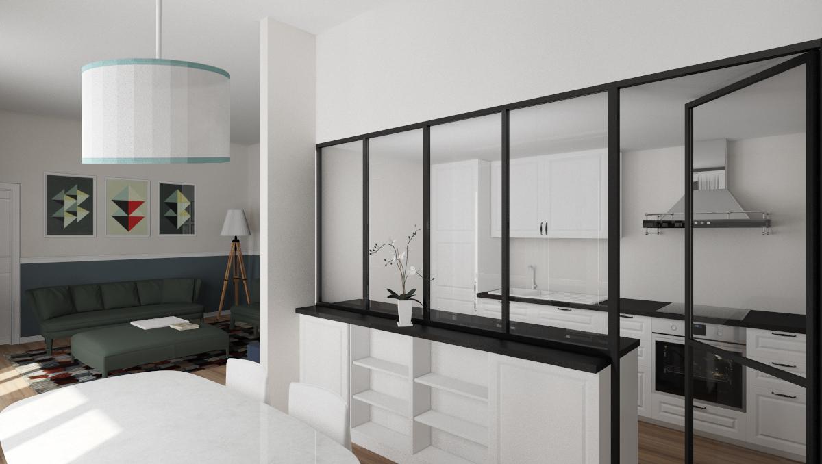 Parete Ferro E Vetro parete vetrata casa bg   ferro&vetrolab